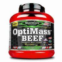 OptiMass Beef Gainer de Amix