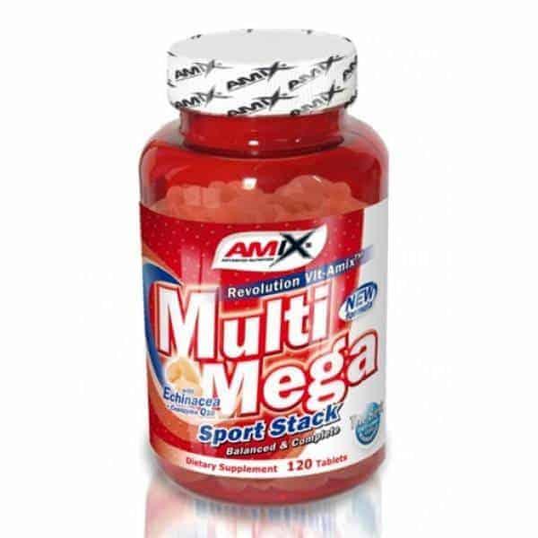 Complejo vitamínico Multi Mega Stack
