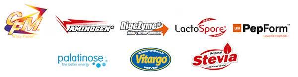 Banner logotipos de 8 tipos de proteína