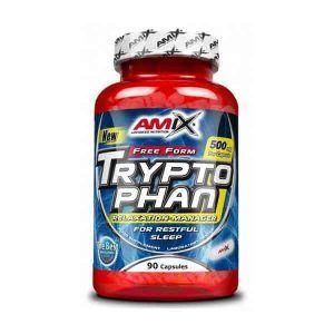 Suplemento deportivo Tryptophan 500 de Amix