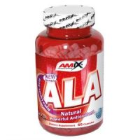 Antioxidante natural ALA Alpha Lipolic Acid de Amix Nutrition