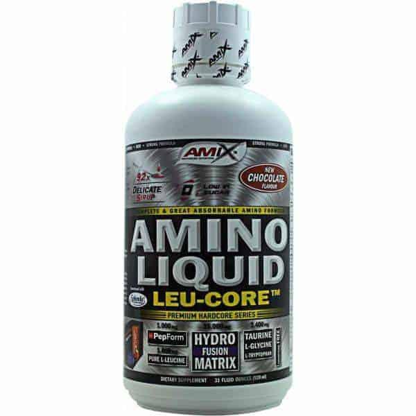 Suplemento de aminoácidos Amix Amino Liquid Leu Core