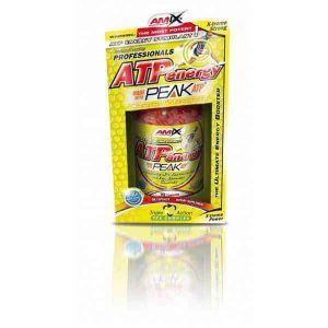 ATP Energy 90 cápsulas de Amxi potenciador energía pre-entreno