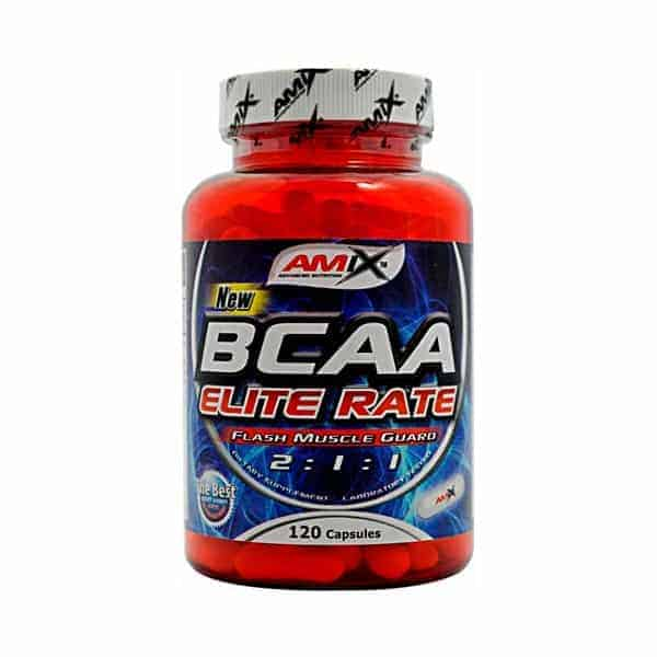 BCAA Elite Rate 350 caps de Amix
