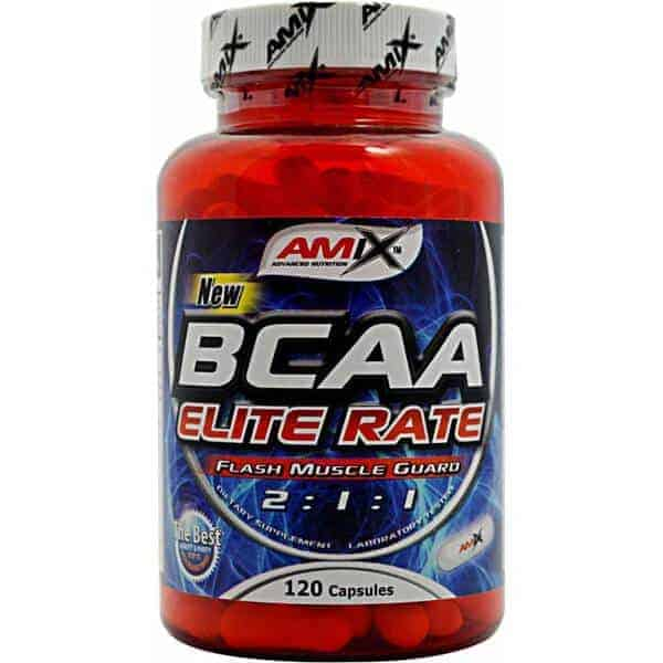 bcaa elite rate de Amix