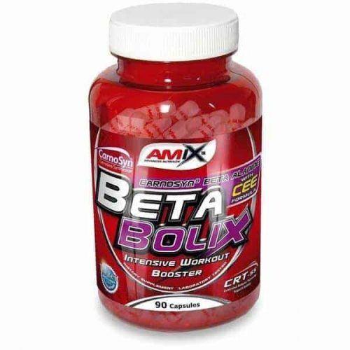 Suplemento deportistas BetaBolix 90 cápsulas de Amix