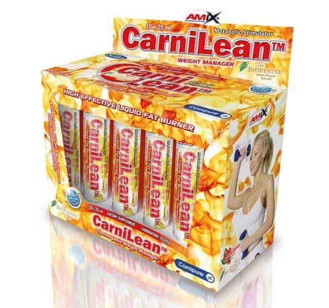 Amix CarniLean formato 10x25