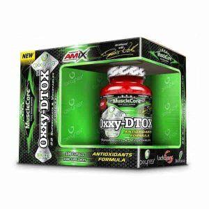 Suplemento vitamínico Oxxy Dotx de Amix MuscleCore