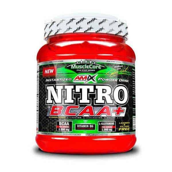 Nitro BCAA+ Amix
