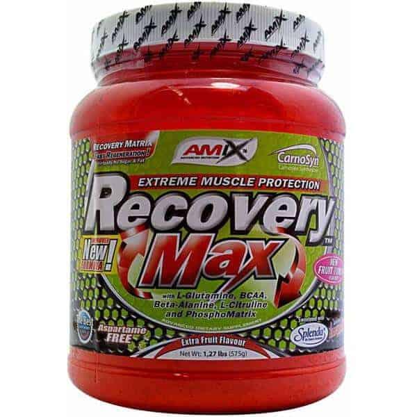 Aminoácido Recovery Max de Amix Nutrition
