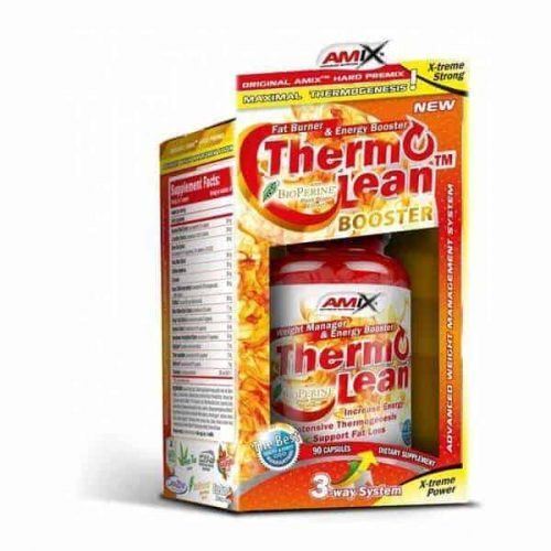 Reductor de grasa corporal Thermolean 90 cápsulas de Amix Nutrition