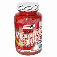 Suplemento vitaminico Vitamina C 1000 100 cápsulas de Amix