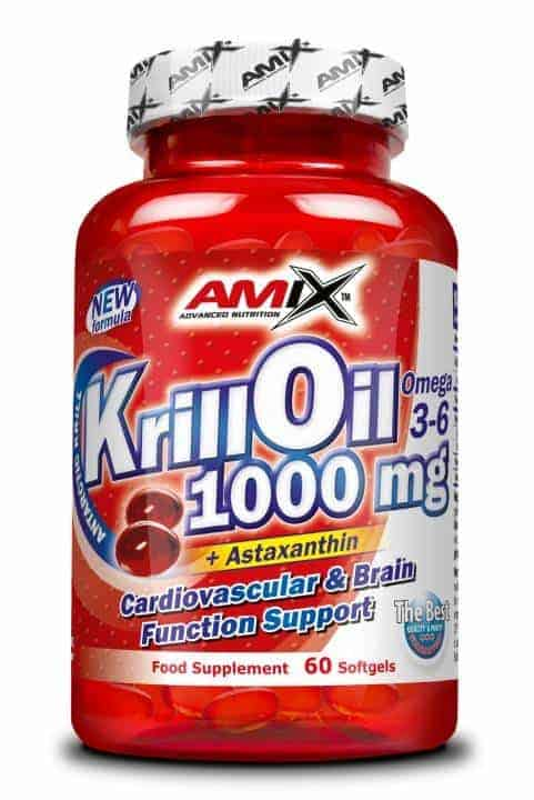 Amix krill oil 60 cps