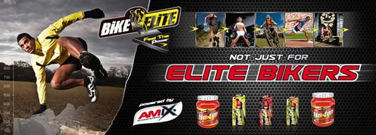 Banner Bike Elite productos de Amix