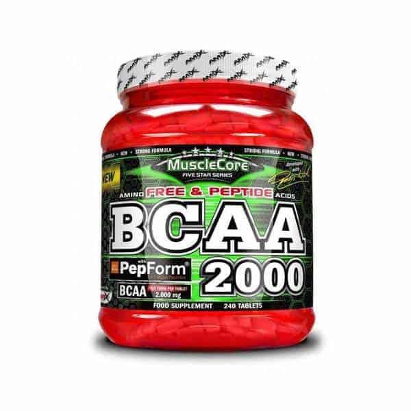 BCAA 2000 MuscleCore
