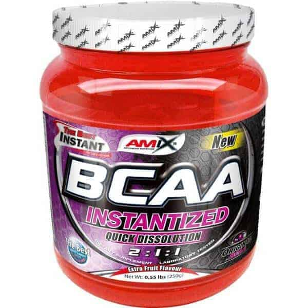 Suplemento aminoácidos BCAA Instantized 2:1:1 de Amix Nutrition