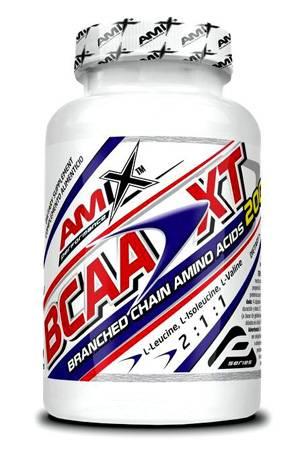 Aminoácidos BCAA-XT 120 cápsulas de Amix