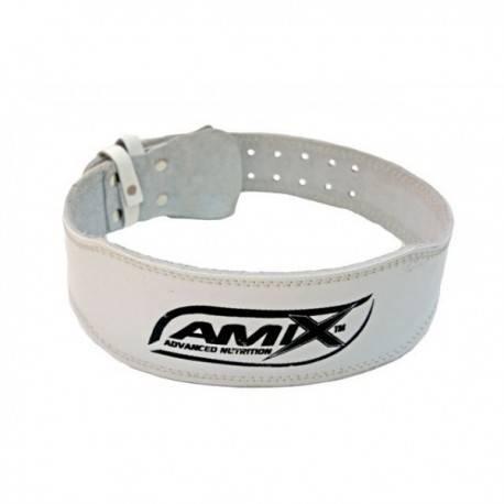 cinturon blanco Amix