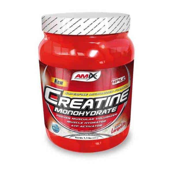creatine monohydrate Amix