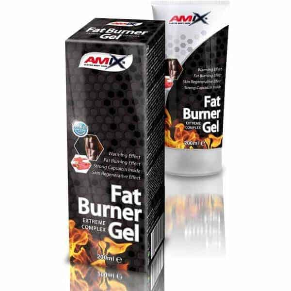 Reductor de grasa corporal Fat Burner Gel 200 ml