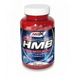 Aminoácido HMB 120 cápsulas de Amix