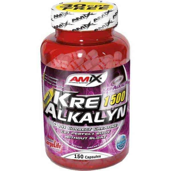 Suplemento dietético Kre-Alkalyn 150 cápsulas