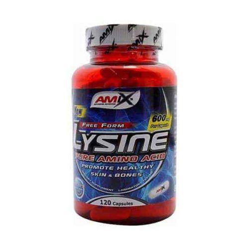 Aminoácido L-Lysine 120 cápsulas