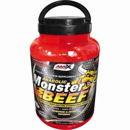 monster beef Amix Nutrition