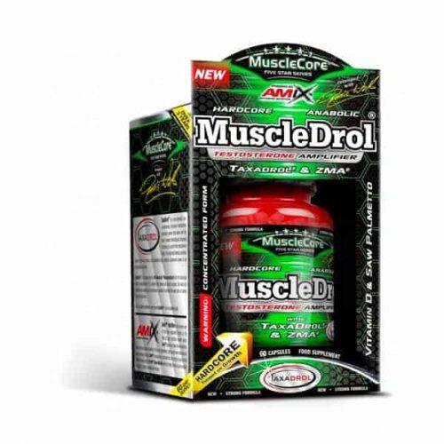 Muscledrol 60 Caps Amix