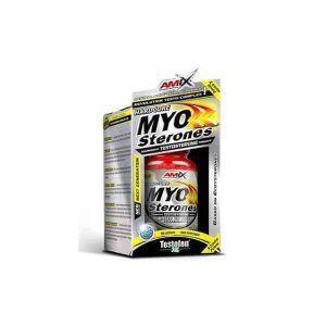 Myosterones 90 Caps de Amix