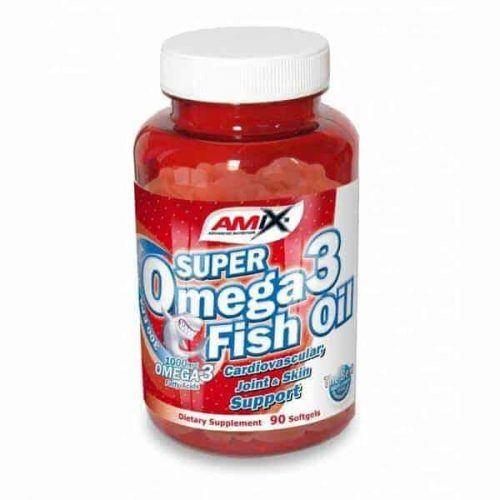 Suplemento alimenticio Super Omega 3 90 cápsulas