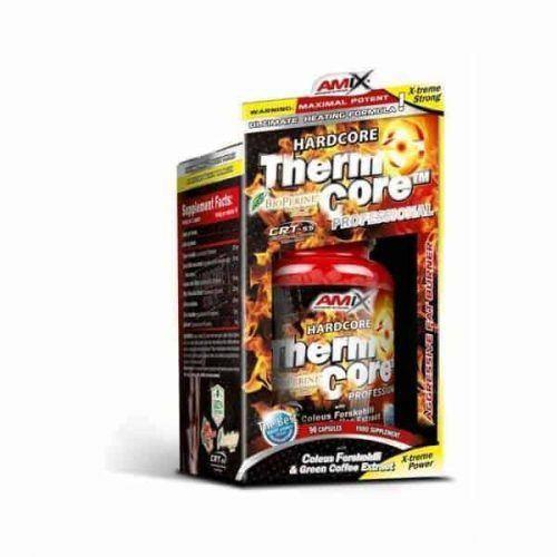 Reductor de grasa corporal Thermocore 90 cápsulas de Amix