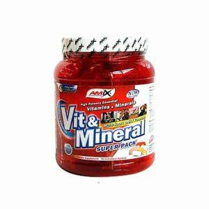 Suplemento nutricional Vitamins & Minerals Superpack Amix