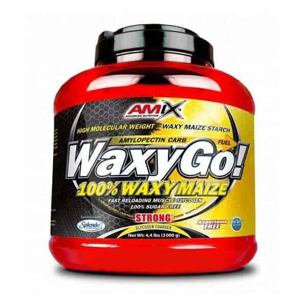 Waxy go de Amix