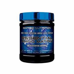 Essential Amino Matrix de Scitec Nutrition aminoácidos esenciales
