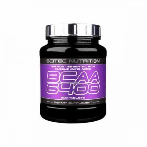 BCAA 6400 de Scitec Nutrition