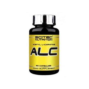 alc-acetil-l-carnitina-60-caps Scitec Nutrition