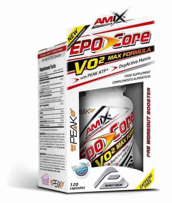 Amix Epo Core 120 caps