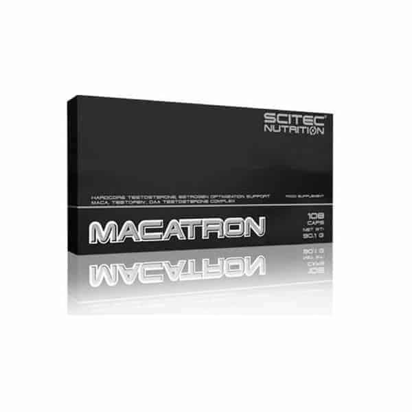 Macatron 108 Caps Scitec Nutrition