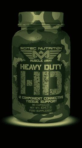 muscle army heavy duty