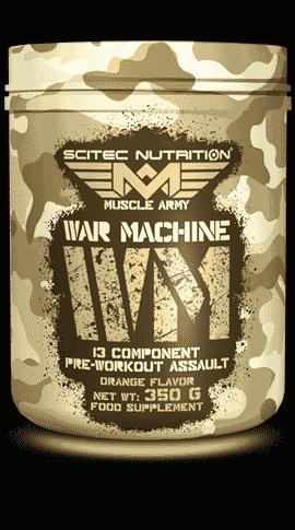 War Machine Scitec Nutrition