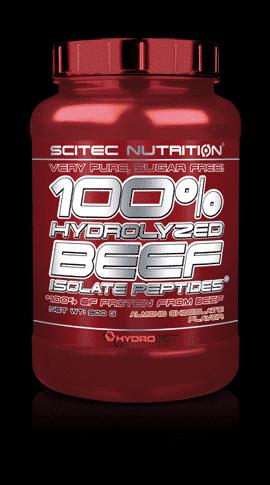 100% Hydrolyzed Beef Peptides
