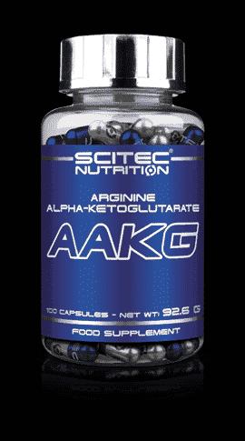 AAKG Scitec Nutrition