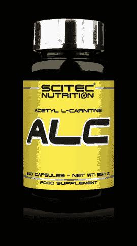 ALC acetil L Carnitina 60 Caps