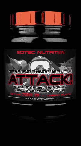 Attack 2.0 Scitec Nutrition