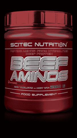 Beef Aminos de Scitec Nutrition