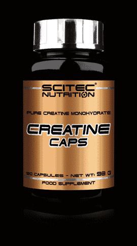 Creatine Caps de Scitec Nutrition