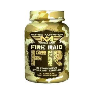 fire_raid_90_caps Scitec Nutrition