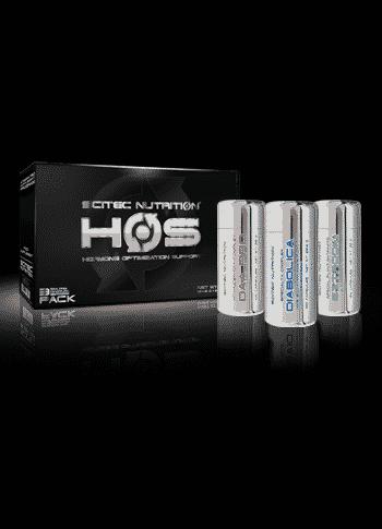 H O S trio pack