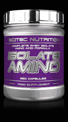 Isolate Amino de Scitec Nutrition